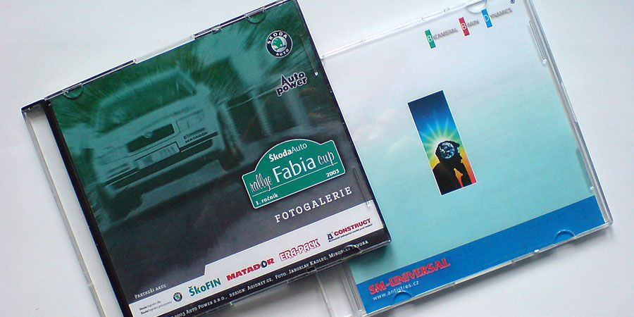 Fabia-Cup a SM-Universal – CD