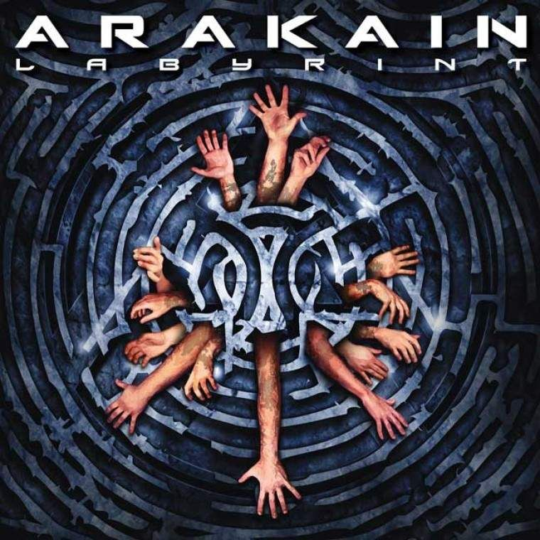 Arakain - CD cover