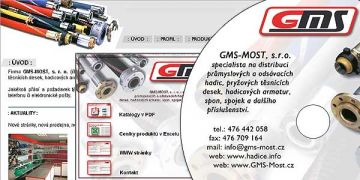 GMS Most – promo CD