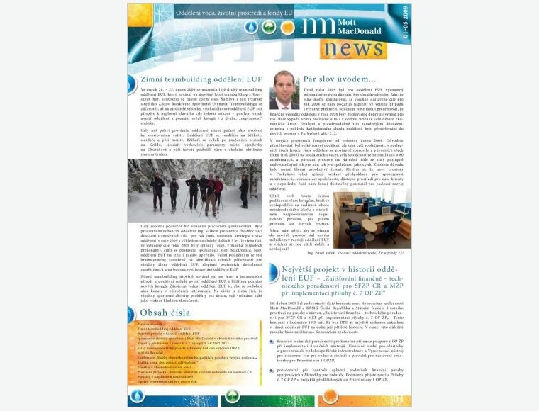 Mott MacDonald - Newsletters