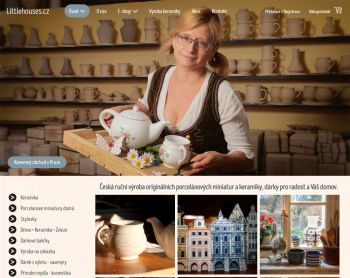 Art Studio Genetrix – web littlehouses.cz s e-shopem 2020