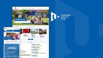 Západočeská univerzita vPlzni (ZCU) - vývoj, poradenství, SEO
