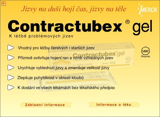 Merck – slideshow – Contractubex